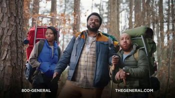 The General TV Spot, 'Woods' Featuring Shaquille O'Neal, Craig Robinson - Thumbnail 7