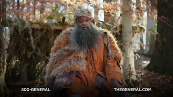 The General TV Spot, 'Woods' Featuring Shaquille O'Neal, Craig Robinson - Thumbnail 8