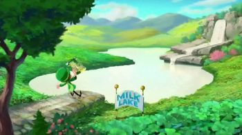 Lucky Charms Limited-Edition Original TV Spot, 'St. Patrick's Day: Green Milk' - Thumbnail 3