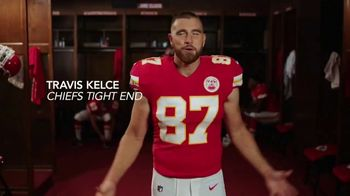 Sleep Number January Sale TV Spot, 'Weekend Special: Save $1,000 and Free Delivery' Ft. Travis Kelce - Thumbnail 6