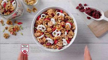 California Walnuts TV Spot, 'American Heart Month: PJ Day' - Thumbnail 8