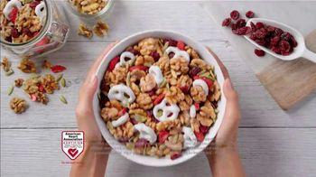 California Walnuts TV Spot, 'American Heart Month: PJ Day' - Thumbnail 9