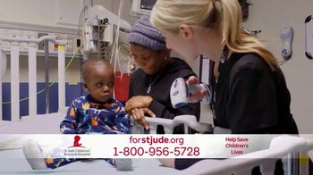 St. Jude Children's Research Hospital TV Spot, 'Now is the Time to Love' - Thumbnail 2