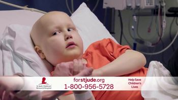 St. Jude Children's Research Hospital TV Spot, 'Now is the Time to Love' - Thumbnail 3