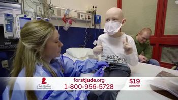 St. Jude Children's Research Hospital TV Spot, 'Now is the Time to Love' - Thumbnail 4