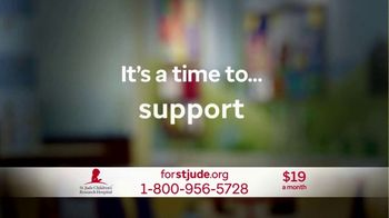 St. Jude Children's Research Hospital TV Spot, 'Now is the Time to Love' - Thumbnail 5