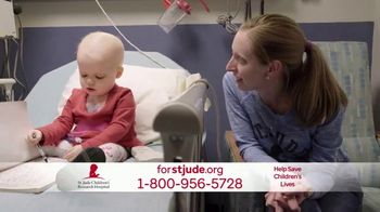 St. Jude Children's Research Hospital TV Spot, 'Now is the Time to Love' - Thumbnail 8