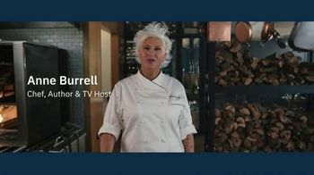 IBM Hybrid Cloud TV Spot, 'How a Hybrid Cloud Approach Can Earn You Rave Reviews' Featuring Anne Burrell