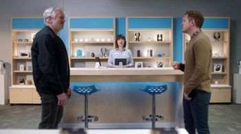 AT&T Wireless TV Spot, 'Lily: Samsung Duel + Samsung S215G' - Thumbnail 8
