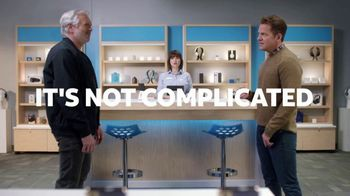 AT&T Wireless TV Spot, 'Lily: Samsung Duel + Samsung S215G' - Thumbnail 9