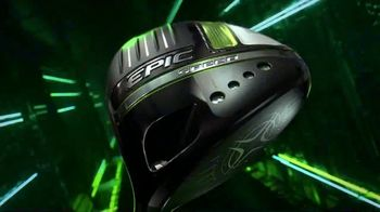 Callaway Epic Drivers TV Spot, 'The Future of Speed: New'aa Featuring Jon Rahm - Thumbnail 10