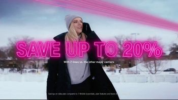 T-Mobile TV Spot, 'Free Samsung Galaxy S21 5G for Everyone' - Thumbnail 7