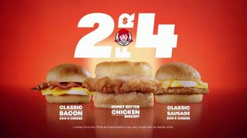 Wendy's 2 for $4 TV Spot, 'X Games: Choices' Featuring Danny Davis, Song by The Willowz - Thumbnail 7