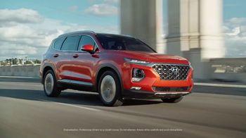 2020 Hyundai Santa Fe TV Spot, 'Reckless' [T2] - Thumbnail 1