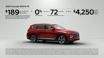 2020 Hyundai Santa Fe TV Spot, 'Reckless' [T2] - Thumbnail 6