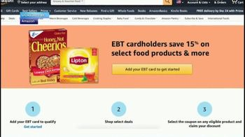 Amazon Fresh TV Spot, 'Shop with S.N.A.P.' - Thumbnail 6