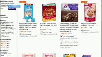 Amazon Fresh TV Spot, 'Shop with S.N.A.P.' - Thumbnail 7