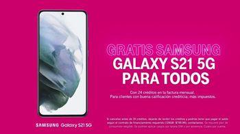 T-Mobile TV Spot, 'Samsung Galaxy S21 5G' [Spanish] - Thumbnail 8