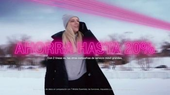 T-Mobile TV Spot, 'Samsung Galaxy S21 5G' [Spanish] - Thumbnail 6