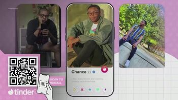 Tinder TV Spot, 'Put Yourself Out There: Chance'