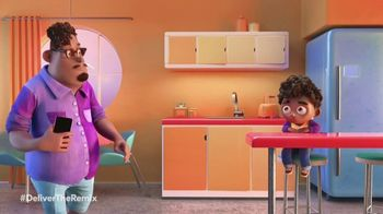 Grubhub TV Spot, 'Perks: Delivery Dance' Song by Pháo