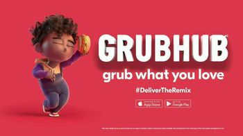 Grubhub TV Spot, 'Perks: Delivery Dance' Song by Pháo - Thumbnail 8