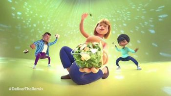 Grubhub TV Spot, 'Perks: Delivery Dance' Song by Pháo - Thumbnail 5