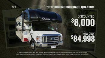 La Mesa RV TV Spot, 'Generations: 2020 Thor Motor Coach Quantum' - Thumbnail 4