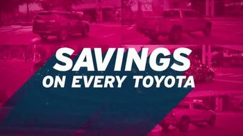 AutoNation Toyota TV Spot, 'Every Car Has a Story: Toyota RAV4: $229' - Thumbnail 5