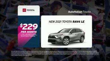 AutoNation Toyota TV Spot, 'Every Car Has a Story: Toyota RAV4: $229' - Thumbnail 6