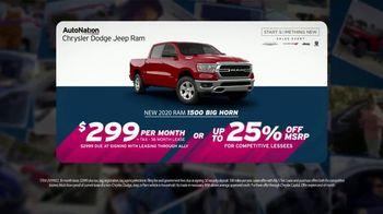 AutoNation Start Something New Sales Event TV Spot, 'Every Car Has a Story: 2020 Ram 1500 Big Horn' - Thumbnail 5