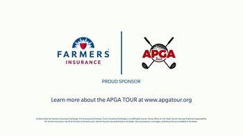 Farmers Insurance TV Spot, 'APGA Tour and Growing Diversity' Featuring Willie Mack III, Kamaiu Jackson - Thumbnail 10