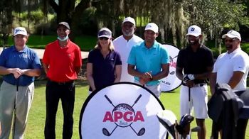 Farmers Insurance TV Spot, 'APGA Tour and Growing Diversity' Featuring Willie Mack III, Kamaiu Jackson - Thumbnail 9