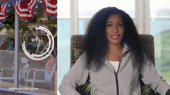 International WELL Building Institute TV Spot, 'Look for the Seal: Venus Williams' - Thumbnail 4