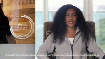 International WELL Building Institute TV Spot, 'Look for the Seal: Venus Williams' - Thumbnail 8
