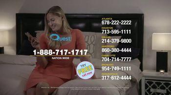 Quest Chat TV Spot, 'Swipe Left, Swipe Right' - Thumbnail 3