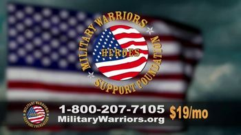 Military Warriors Support Foundation TV Spot, 'Blessings' Ft. George Strait - Thumbnail 9