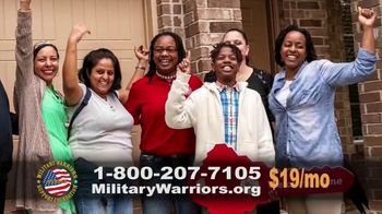 Military Warriors Support Foundation TV Spot, 'Blessings' Ft. George Strait - Thumbnail 3