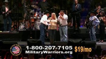 Military Warriors Support Foundation TV Spot, 'Blessings' Ft. George Strait - Thumbnail 4
