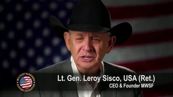 Military Warriors Support Foundation TV Spot, 'Blessings' Ft. George Strait - Thumbnail 6