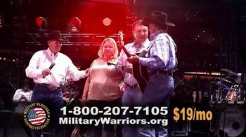 Military Warriors Support Foundation TV Spot, 'Blessings' Ft. George Strait - Thumbnail 7