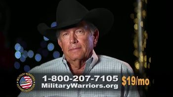 Military Warriors Support Foundation TV Spot, 'Blessings' Ft. George Strait - Thumbnail 8