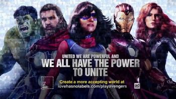 Love Has No Labels TV Spot, 'We All Have the Power to Unite' - Thumbnail 10