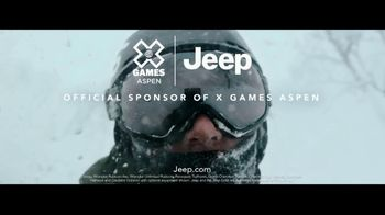 Jeep TV Spot, 'X Games Aspen' Song by Two Feet [T2] - Thumbnail 4