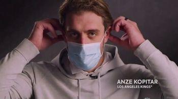 The National Hockey League TV Spot, 'Wear a Mask' Featuring Jack Eichel, Jared Spurgeon