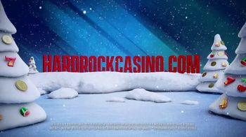 Hard Rock Hotels & Casinos TV Spot, 'Winter Wonderland: Cashback Bonus'