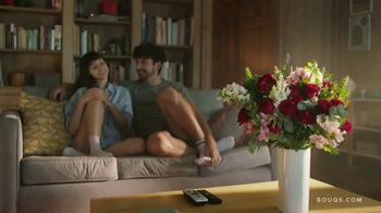 The Bouqs Company TV Spot, 'Valentine's Day: Long-Lasting Flowers for a Long-Lasting Relationship' - 1 commercial airings
