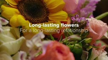 The Bouqs Company TV Spot, 'Valentine's Day: Long-Lasting Flowers for a Long-Lasting Relationship' - Thumbnail 8