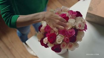 The Bouqs Company TV Spot, 'Valentine's Day: Long-Lasting Flowers for a Long-Lasting Relationship' - Thumbnail 6