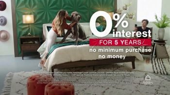 Ashley HomeStore Presidents Day Early Access Sale TV Spot, 'BOGO 50% Off: Sofa and Loveseat' - Thumbnail 8